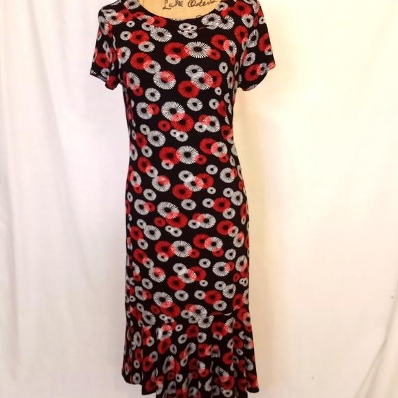 VTG HANNA ANDERSSON DRESS, SMALL